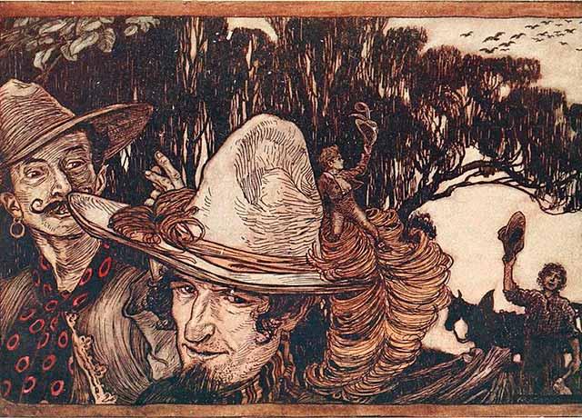 Los cuentos de los hermanos Grimm no siempre fueron aptos para niñoS