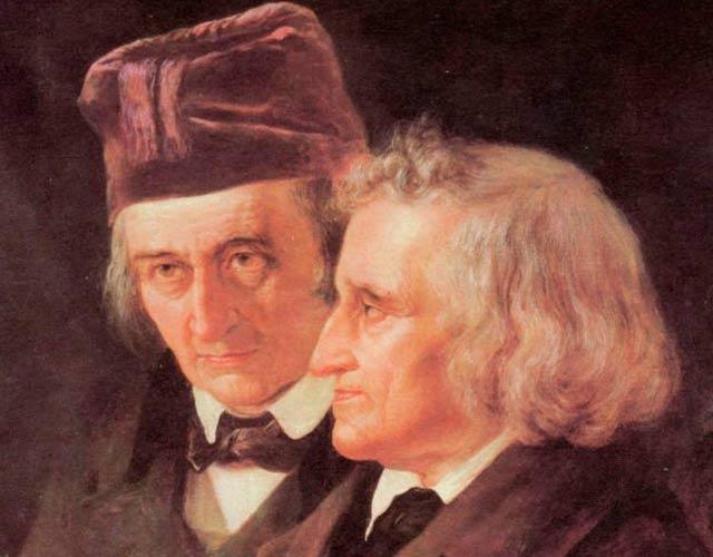 Los cuentos de los hermanos Grimm no siempre fueron aptos para niño