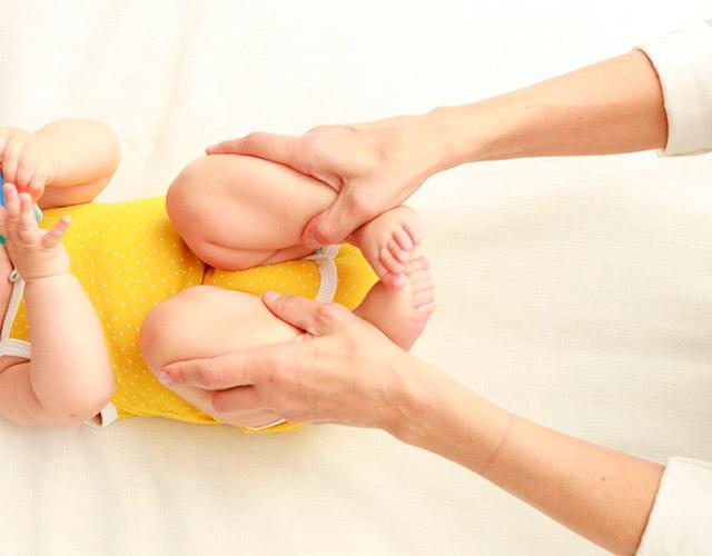 Causas y tratamientos de gases en bebes