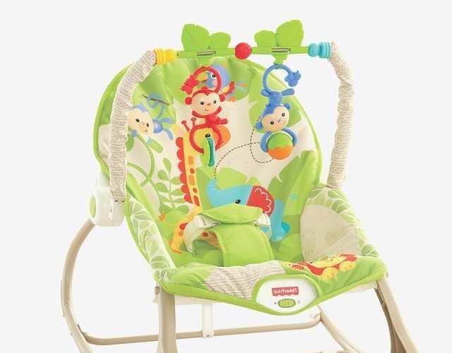 Hamaca para bebés, un accesorio indispensable en la vida de tu pequeño