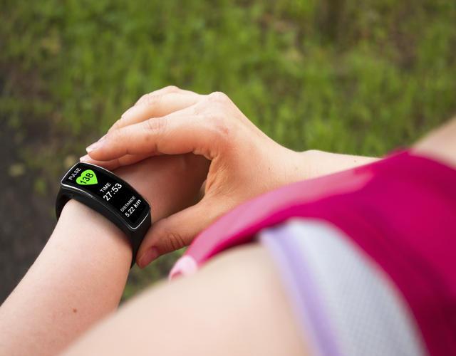 Pulsera cuantificadora para medir la actividad física pulsera fit
