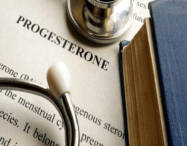 Qué es la progesterona