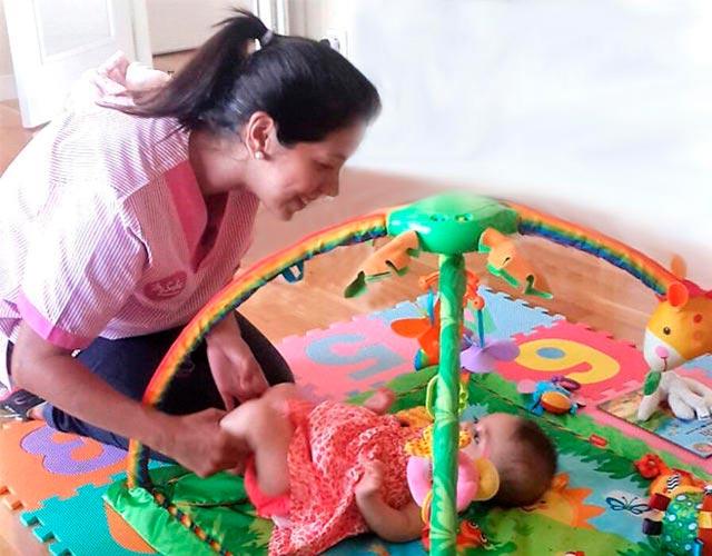 Salus para el cuidado de bebes