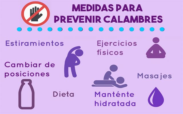 Calambres en las piernas durante el embarazo