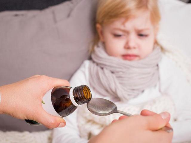 medicamentos y remedios para la fiebre en niños