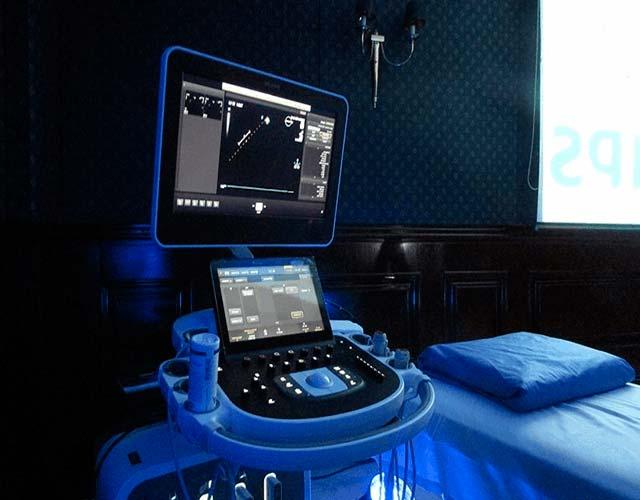 ultrasonido o ecografia