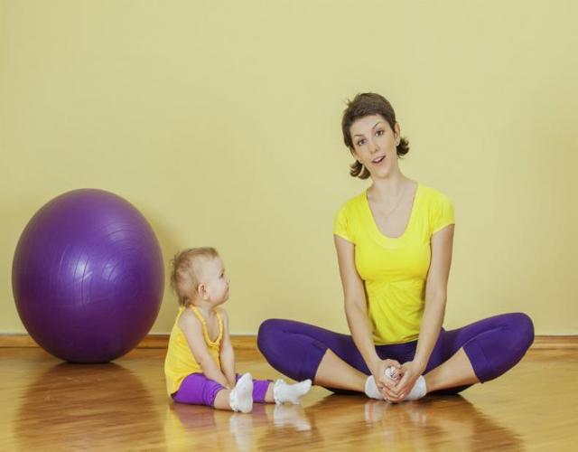Cómo y cuándo, hacer ejercicio después del parto