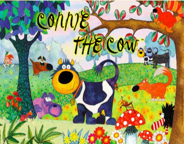 Juegos interactivos de Vaca Connie