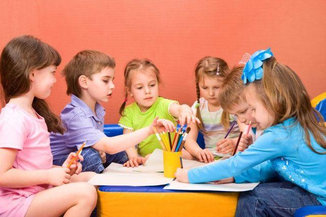 Juegos para niños de 4 años de edad