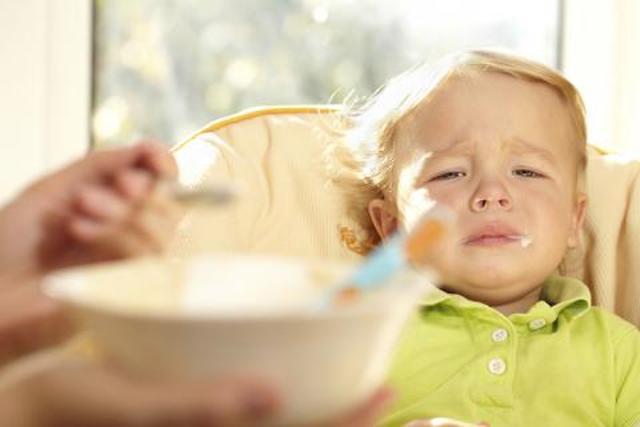 ardor esofágico en bebés