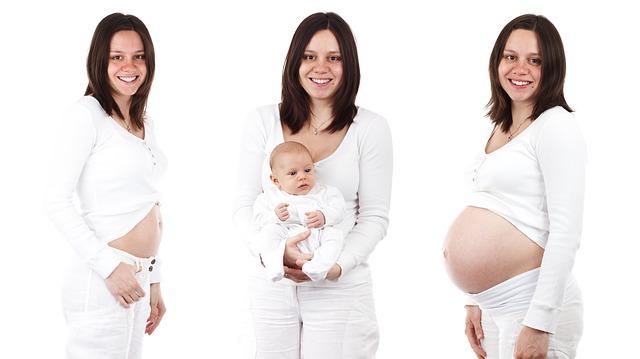 El peso en el embarazo