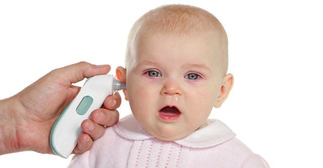 fiebre en niños y remedios naturales
