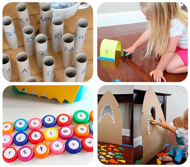 juegos infantiles para niños de 4 años