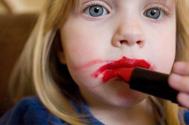 maquillaje infantil
