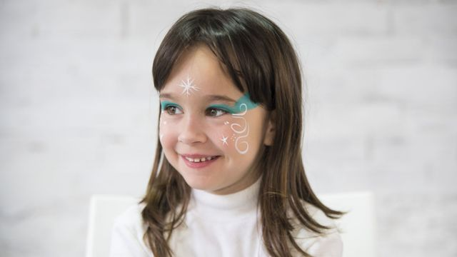 maquillaje para niñas