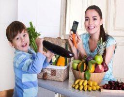nitrato en las verduras