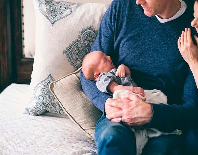 Colecho con el bebé
