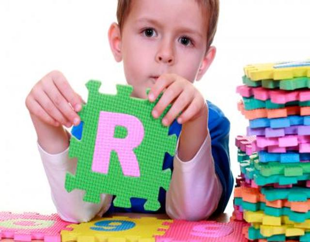 problemas para pronunciar la R