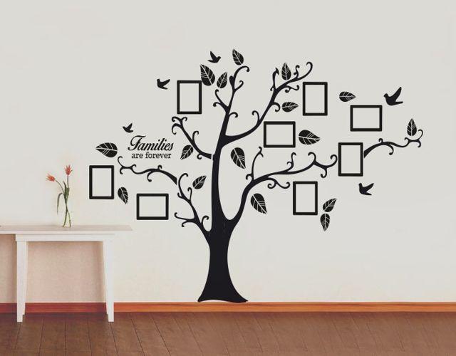 árbol genealógico familiar