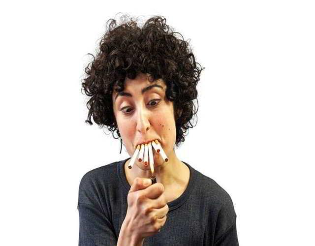 Causas de la ansiedad por fumar