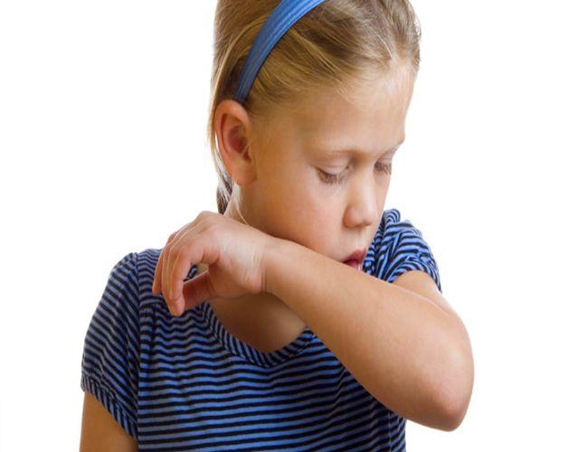 Cuáles son los tipos de tos en el niño