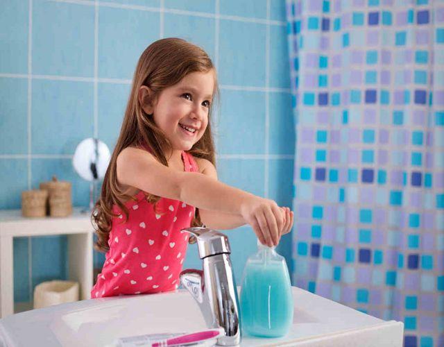 Hábitos de aseo básico para niños