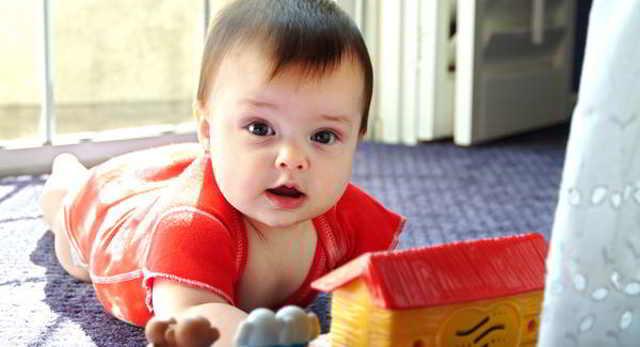 Horarios para bebés de 5 a 6 meses juegos
