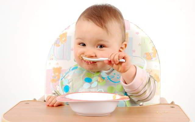Horarios para bebés de 7 a 8 meses alimentación