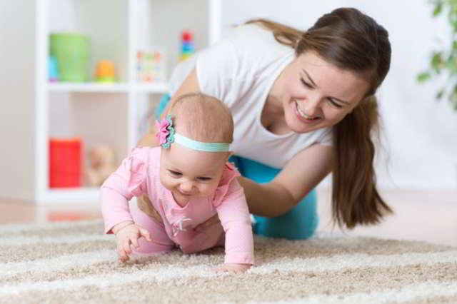 Horarios para bebés de 9 a 10 meses
