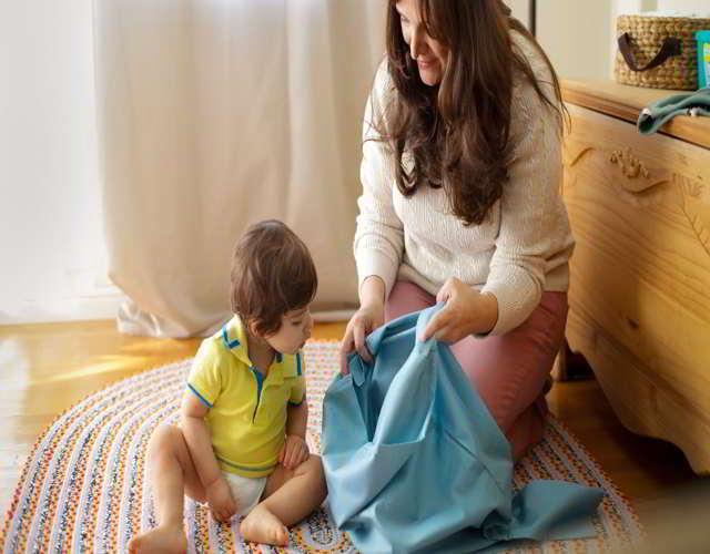 Horarios para bebés de 9 o 10 meses