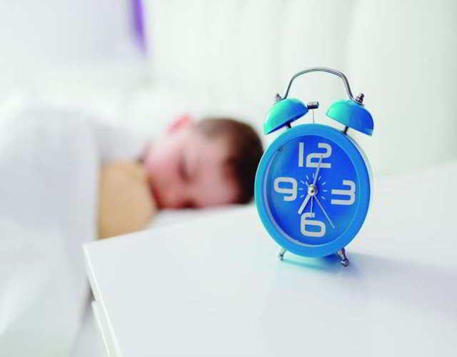 Ventajas de establecer horarios del bebé
