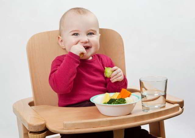 bebés de 9 a 10 meses horarios