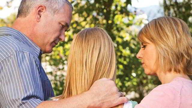 embarazada y el apoyo familiar