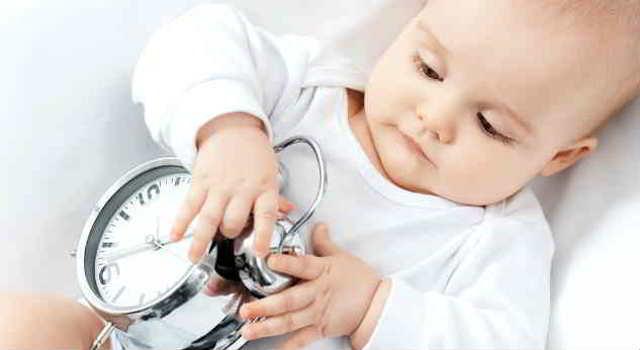 horarios del bebé