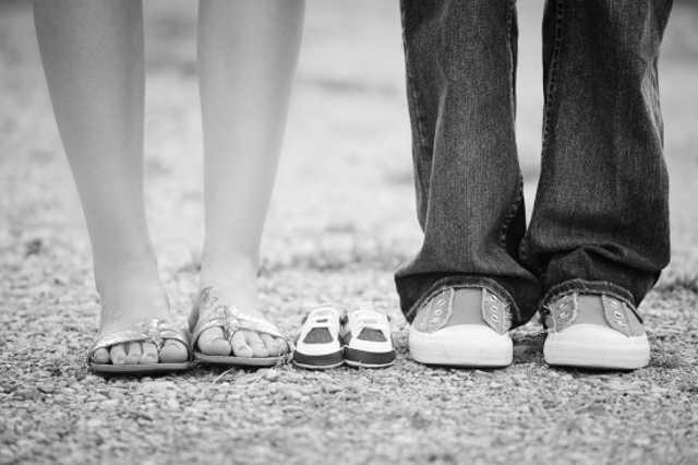 pasos para Anunciar un embarazo