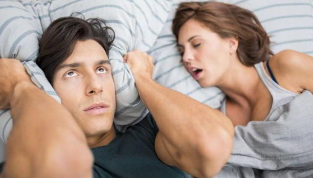 ronquidos durante el embarazo