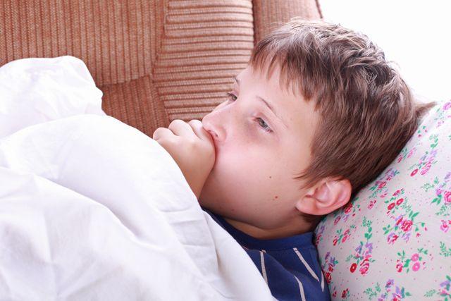 tipos de tos en el niño