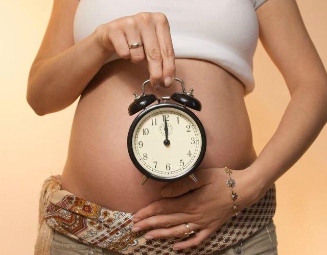 intestas quedar embarazada.