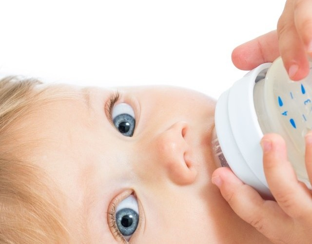 Cómo alimentar a tu bebé