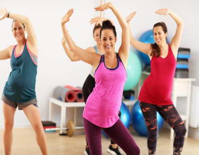 Bailar en el embarazo, un buen ejercicio