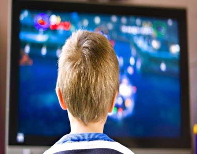 Cuánta televisión puede ver un niño