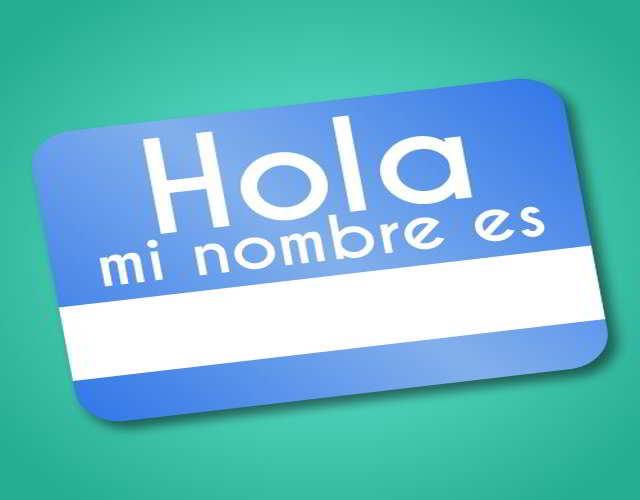 Nombres más populares en España