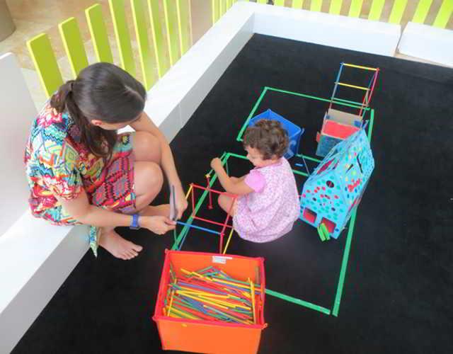 Actividades para niños de 1 a 2 años