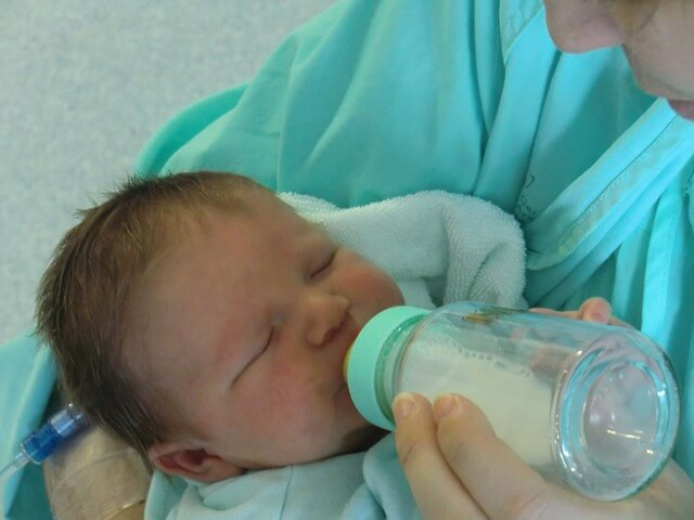 leche de fórmula