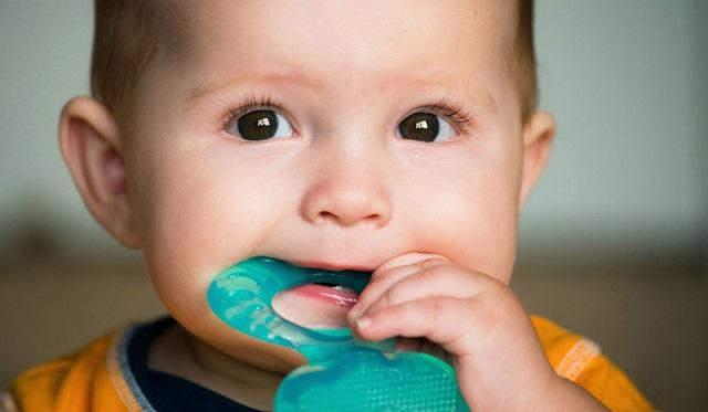 El dolor de los dientes en niños