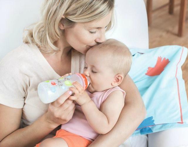 Desventajas de la leche artificial