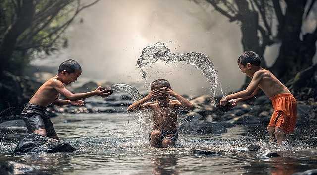 Pasos para criar niños felices