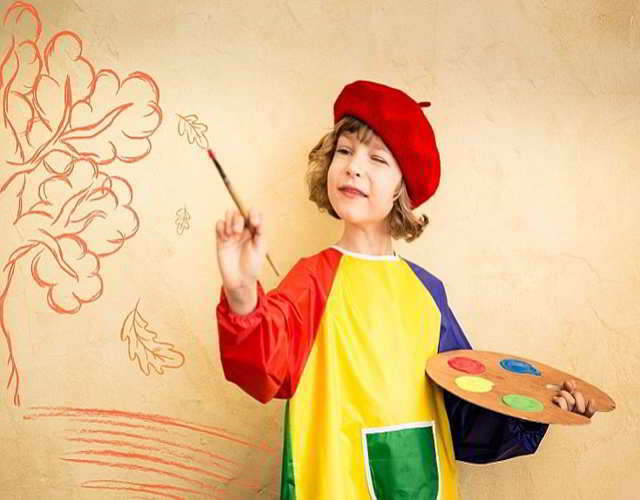 estimular la imaginación en los niños