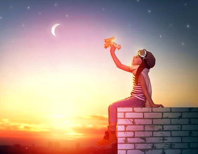 estimular la imaginación en niños
