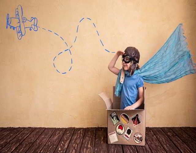 estimular la imaginación